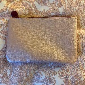 IPSY Soft Pink Makeup Bag